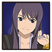 JP 0096 Yuri (Icon)
