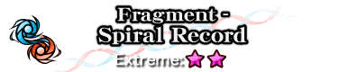 Fragment - Spiral Record (Icon)