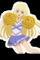 (Klutzy Cheerleader) Colette