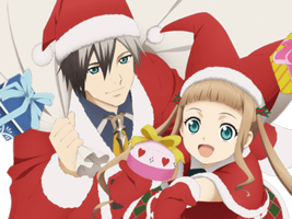 (Scattered in the Night) Ludger & Elle (Face)
