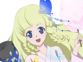 (White Kimono) Shirley (Face)