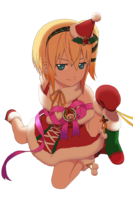 (Christmas Eve Prankster) Edna