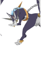(Canine Combatant) Repede