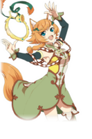 (Lively Catgirl) Meowna