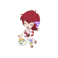 Illia Yukata Hurt