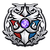 Duel Fes Badge (Silver)