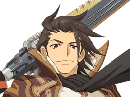 (Brotherly Warrior) Alvin (Face)
