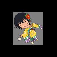 Rutee Kimono Hurt