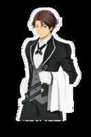 (Combative Server) Alvin