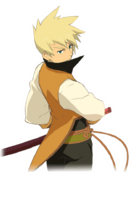 (Golden Knight) Guy