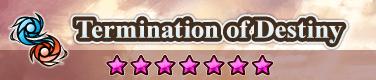 Termination of Destiny (Icon)