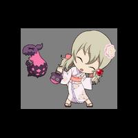 Elize Yukata Hurt