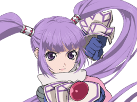 (Assault Striker) Sophie (Face)