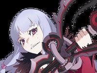 (Artes Wand User) Agria (Face)