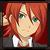 (Blushing in Finery) Luke (Icon)