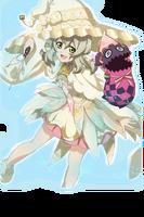 (Fairy-Dust Mage) Elize