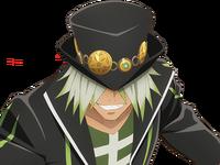 (Wind Seraph) Dezel (Face)