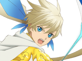 (Armatus of Water) Sorey (Face)