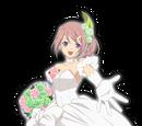 (Bride in White) Sara