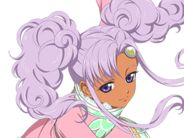 (Alien Craymel Mage) Meredy (Face)