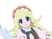(Blessed Maiden) Shirley (Face)