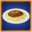 -recipe game- Meat Sauce Pasta