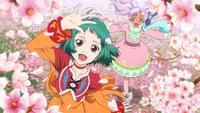 -mirrage full- Dancing Beneath the Petals