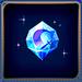 -item game- Small Chiral Crystal Slash
