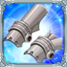 -weapon game- Silver Gauntlets