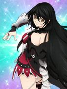 -weapon full- Harsh Clawed Swordswoman Velvet