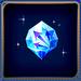 -item game- Small Chiral Crystal Shot