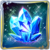 -item game- Large Chiral Crystal Shot