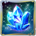 -item game- Large Chiral Crystal Shot