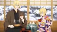 -mirrage full- Siblings Spending New Year's Together