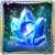 -item game- Large Chiral Crystal Slash