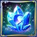 -item game- Large Chiral Crystal Slash