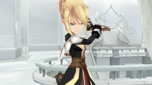 Legretta in Tales of the Abyss