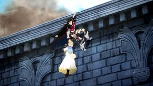 Vortigern Anime-Sequenz