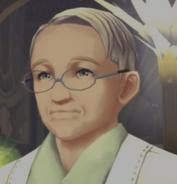 Professor Haus