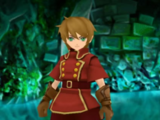 Hauptfigur aus Radiant Mythology