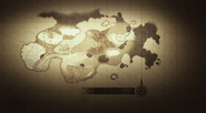 Klammwald Karte
