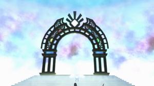 Die Himmelssteppen Himmlisches Tor