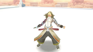 Van 2 in Tales of the Abyss