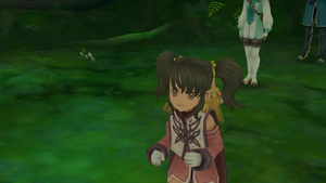 Anise in Tales of the Abyss