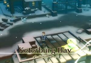 Keterburg Bay