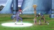 Yuan Ka-FaiThunder Explosion Anime