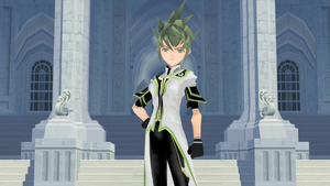 Sync in Tales of the Abyss