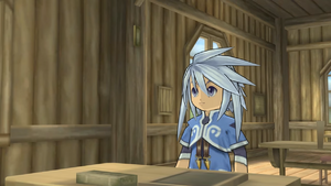 Genis in Tales of Symphonia