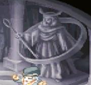 Seyfert-Statue