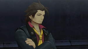 Alvin aus Tales of Xillia 2